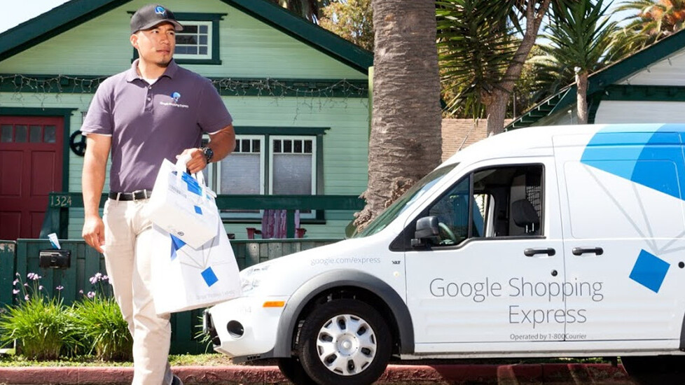 Google expands its Shopping Express same-day delivery service to Los Angeles and New York