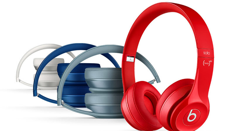 Beats unveils new Solo2 over-ear headphones, available to pre-order now for $199.95