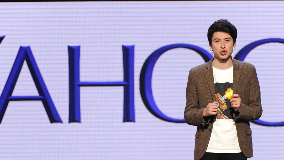 Yahoo's 18-year-old prodigy Nick D'Aloisio on how the future of digital news lies in the past