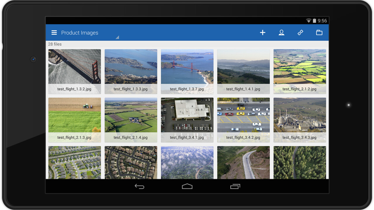 Box updates Android app with improved gallery and overhauled UI