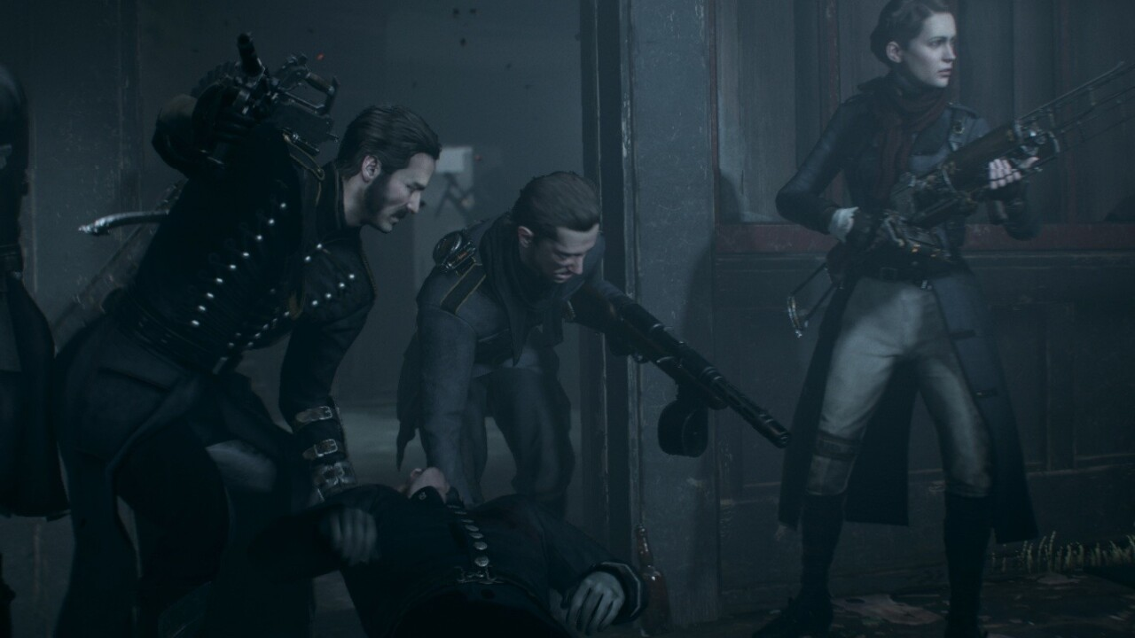 Hands-on with The Order: 1886, the steampunk-inspired PS4 shooter that's now slated for 2015