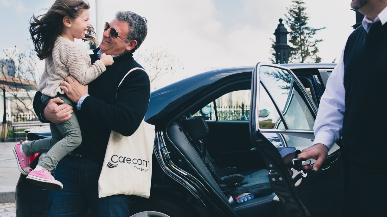 Uber launches uberFAMILY, a pilot service in NYC that uses cars with child seats