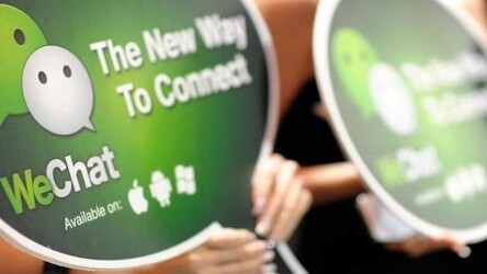 Messaging app WeChat climbs to 396 million monthly active users