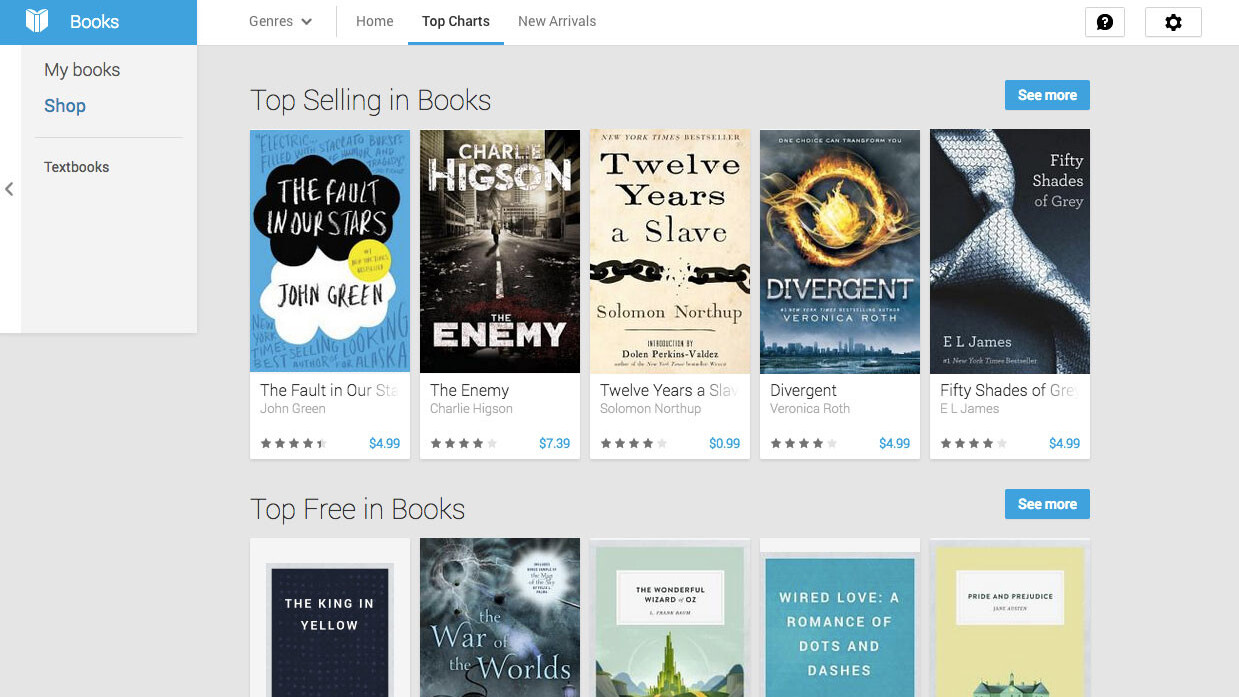 Google Play bookstore launches in 12 new countries across Latin America and Europe