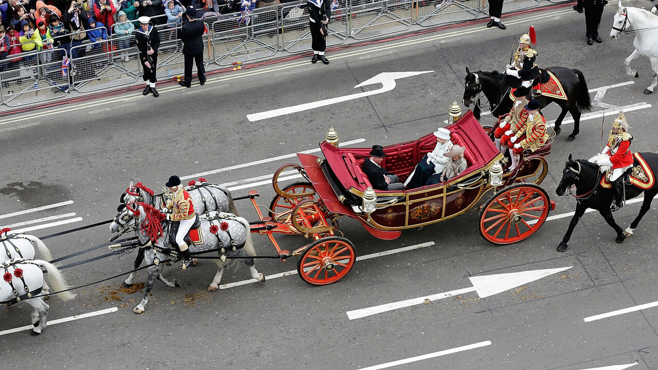 Google Maps' new transport options: A dragon, the Loch Ness Monster and a royal carriage
