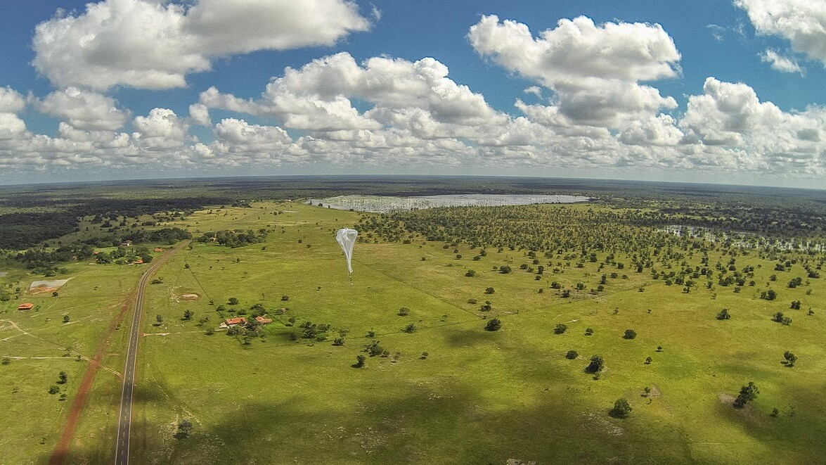 Google celebrates Project Loon's birthday with first LTE experiments and launch near the equator