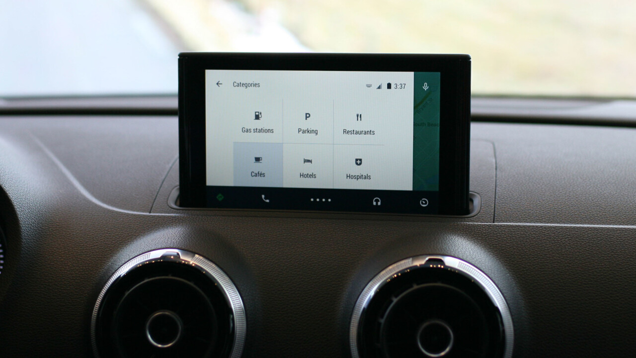 Android Auto now lets you safely talk on Facebook Messenger while driving