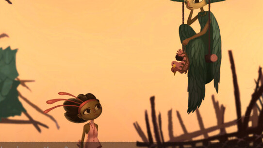 Double Fine brings its $3.3 million Kickstarter game 'Broken Age' to the iPad