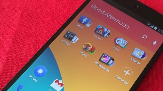 EverythingMe's contextual homescreen and app launcher for Android is now available worldwide