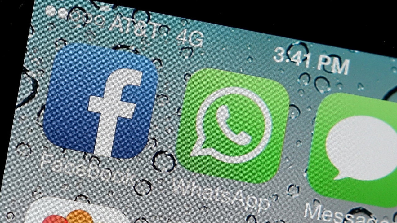 Why Facebook isn't getting into the lucrative chat app gaming space
