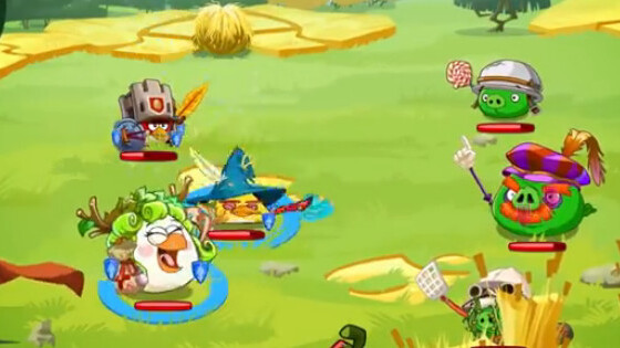 Epic: Rovio launches its Angry Birds role-playing game globally