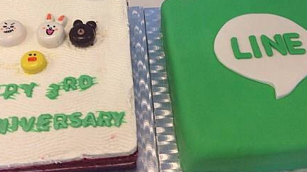 As it turns three, Line reveals its family of apps has chalked up over 1 billion downloads