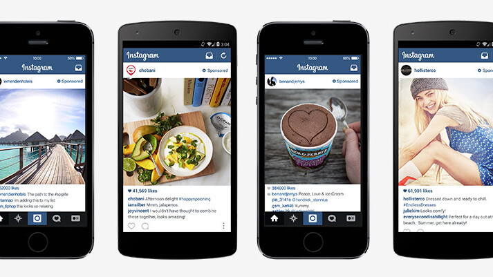 Instagram will introduce ads in the UK, Canada and Australia 'later this year'