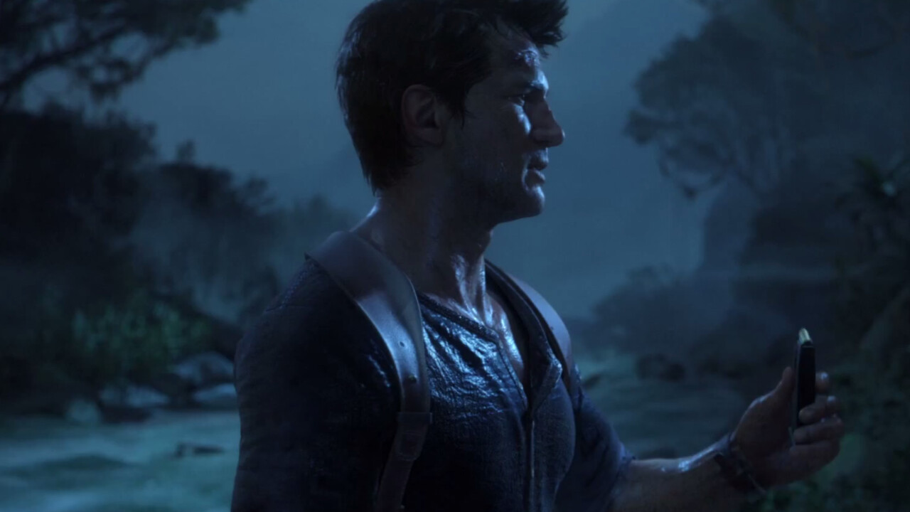 Uncharted 4: A Thief's End will arrive on PlayStation 4 in 2015