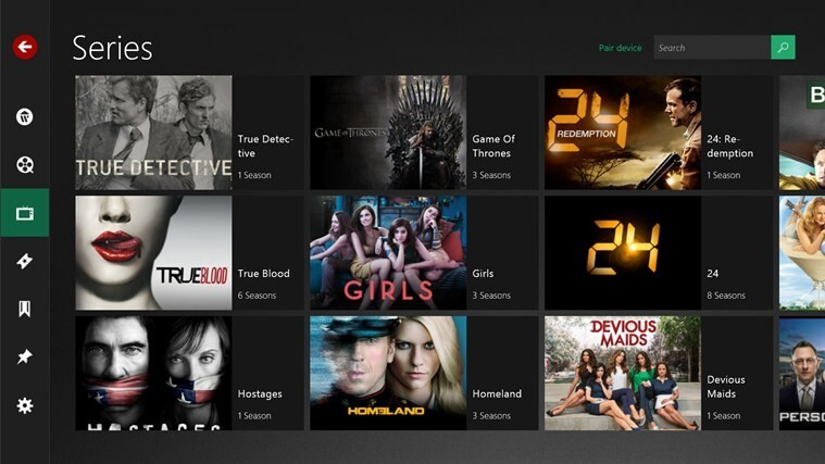 Rakuten's Wuaki.tv partners with Microsoft to bring its movie and TV-streaming service to Windows 8.1
