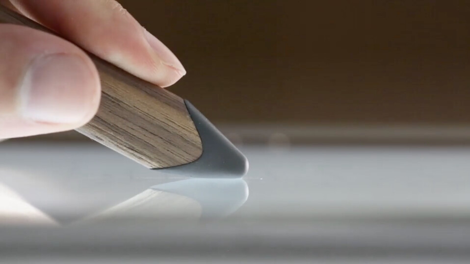 FiftyThree's Pencil stylus will offer greater control with 'Surface Pressure' update for iOS 8