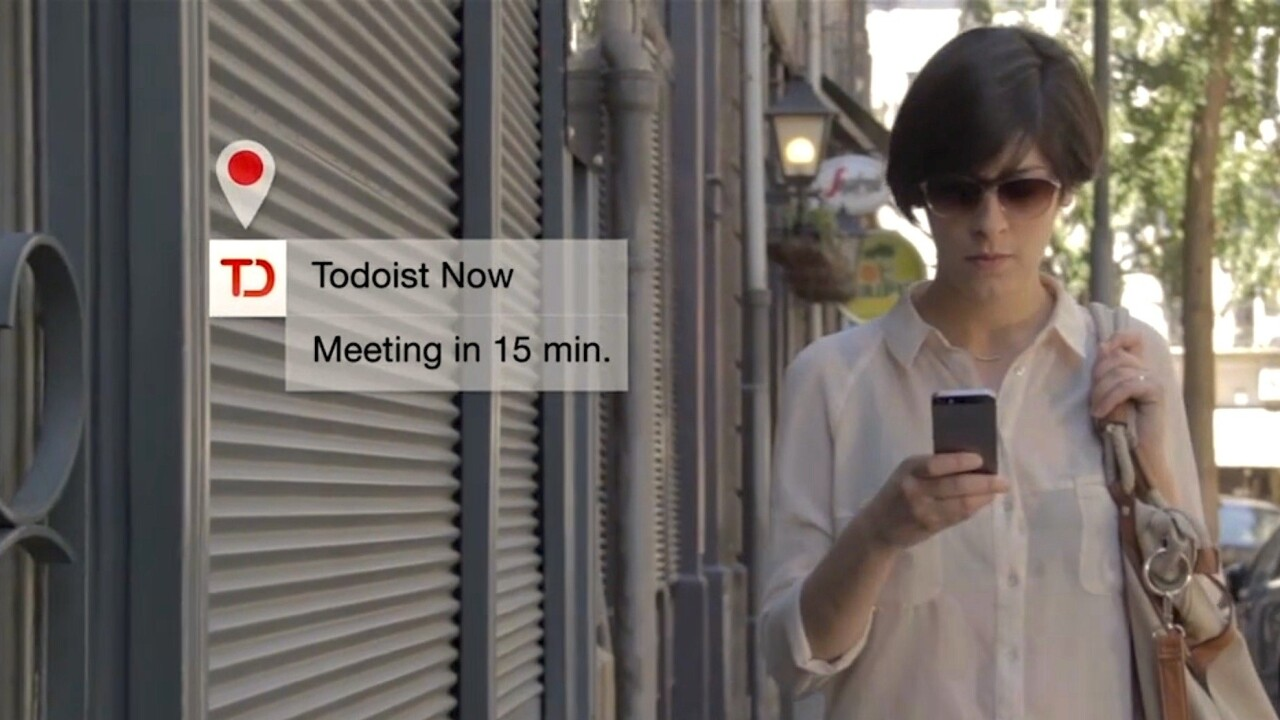 Todoist now lets you set location-based reminders for all those important things you need to do