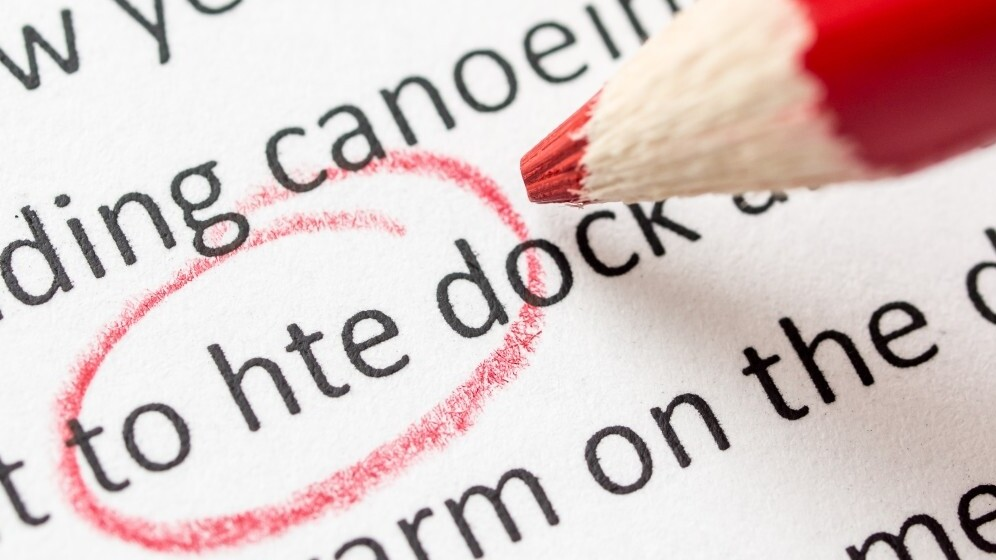Ginger Page wants to improve your written English