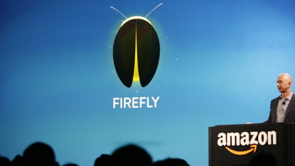 Amazon's new Firefly scanning service can recognize art, TV shows, phone numbers, URLs and more