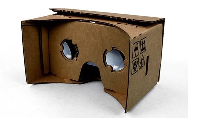 Google's wacky new Cardboard project could help take virtual reality mainstream