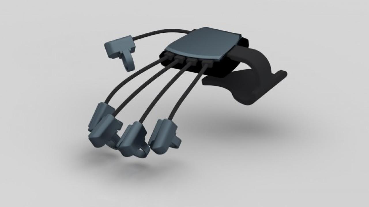 Control VR Unveils a Motion Capture Glove for VR
