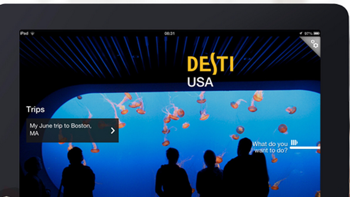 Following acquisition by Nokia HERE, Desti to shut down on September 3
