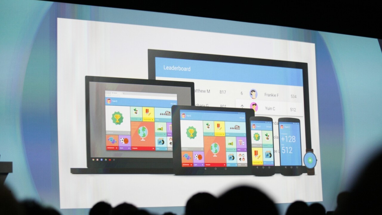 Google shares sneak peek of Material Design applied to Chrome OS