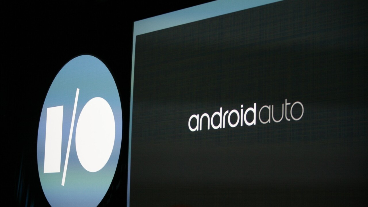 Google launches Android Auto API for developers to bring their apps to your car