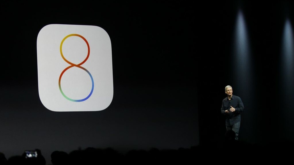 Apple announces iOS 8 beta is available today to developers, public release this fall, and no iPhone 4 support