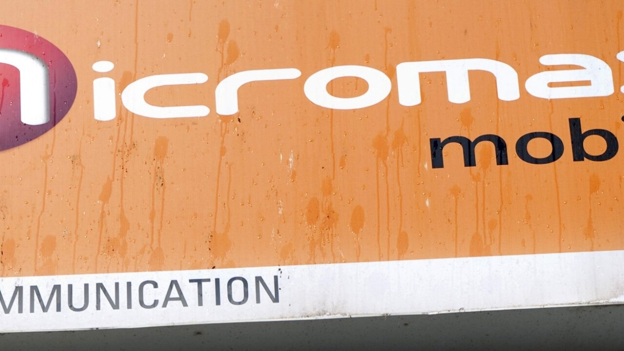 Micromax becomes the first Indian phone maker to launch Windows Phone devices