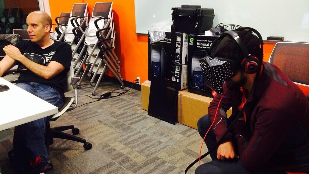 Check out Valve's latest VR headset prototype