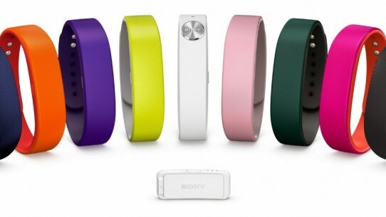 Sony's new SmartBand SWR10 fitness tracker is now available in the US for $99.99