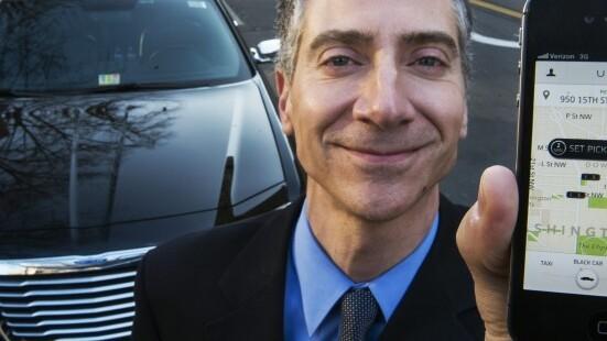 Uber raises $1.2 billion, valuing the 4-year-old company at $17 billion