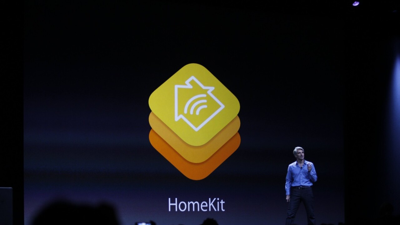 Apple announces HomeKit, an SDK for controlling your home from your iOS device