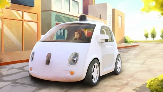 Driverless cars will be trialled in up to three UK cities from January