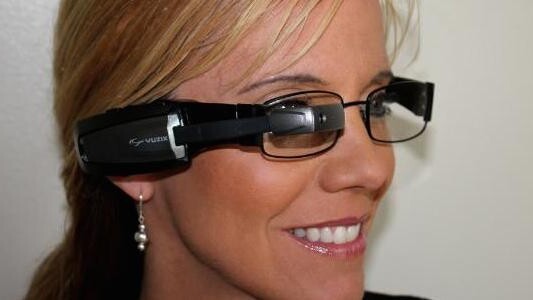 Vuzix partners with Lenovo to launch its Google Glass-style M100 smart glasses in China