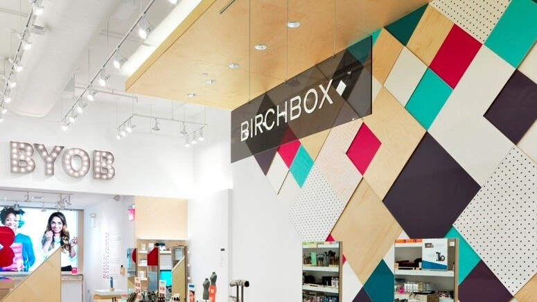 Birchbox brings its grooming subscription service offline with first permanent physical store
