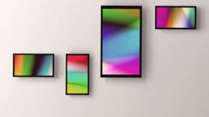 Framed is pitching its 24″ and 40″ digital picture frames and an art marketplace on Kickstarter