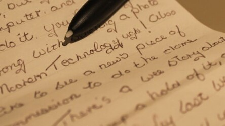 Lettrs now transforms your Android device into a personal writing desk