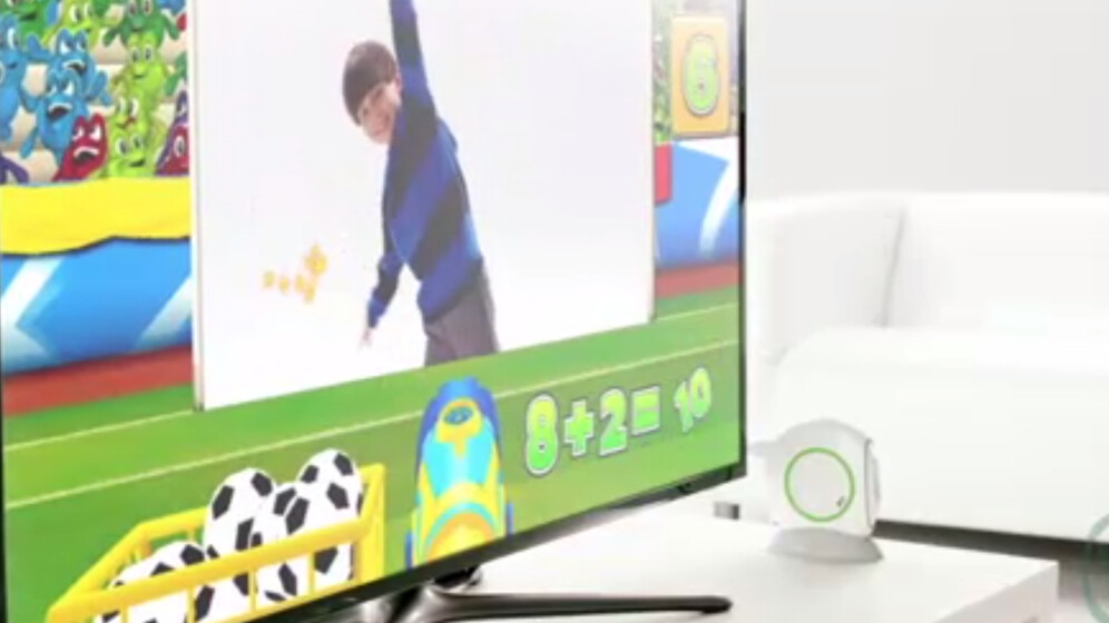 LeapFrog's LeapTV is a Wii-style games console aimed squarely at kids