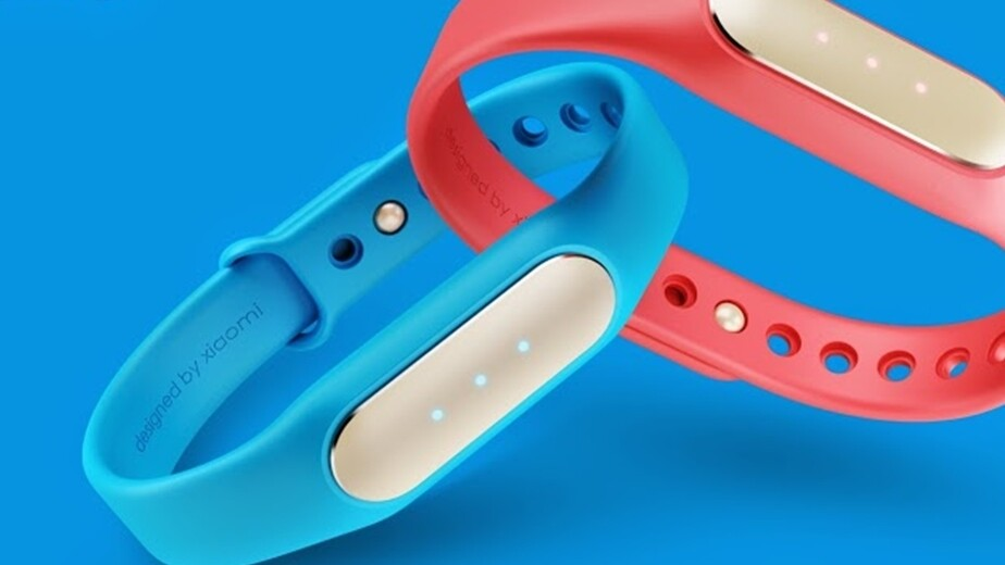 Xiaomi announces its first wearable device, a $13 fitness band