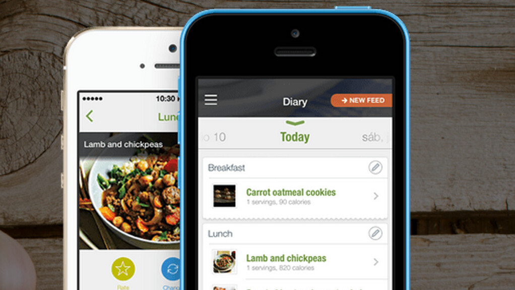 Nutrino for iPhone is now better at helping you eat better