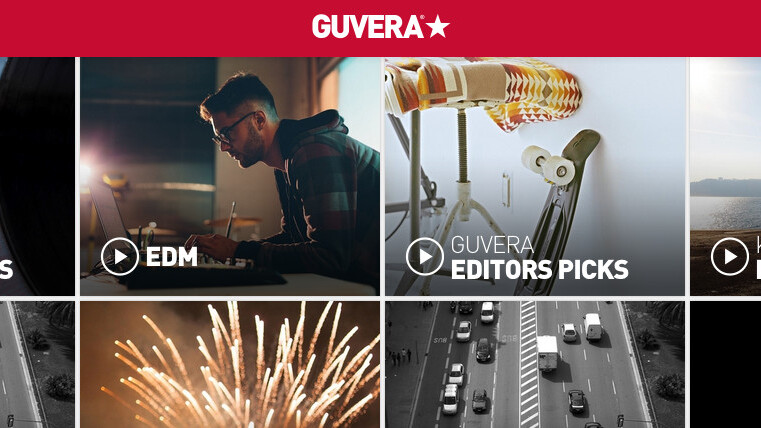 Another music streaming service joins the fray in Asia: Guvera seeks to stand out with hashtags