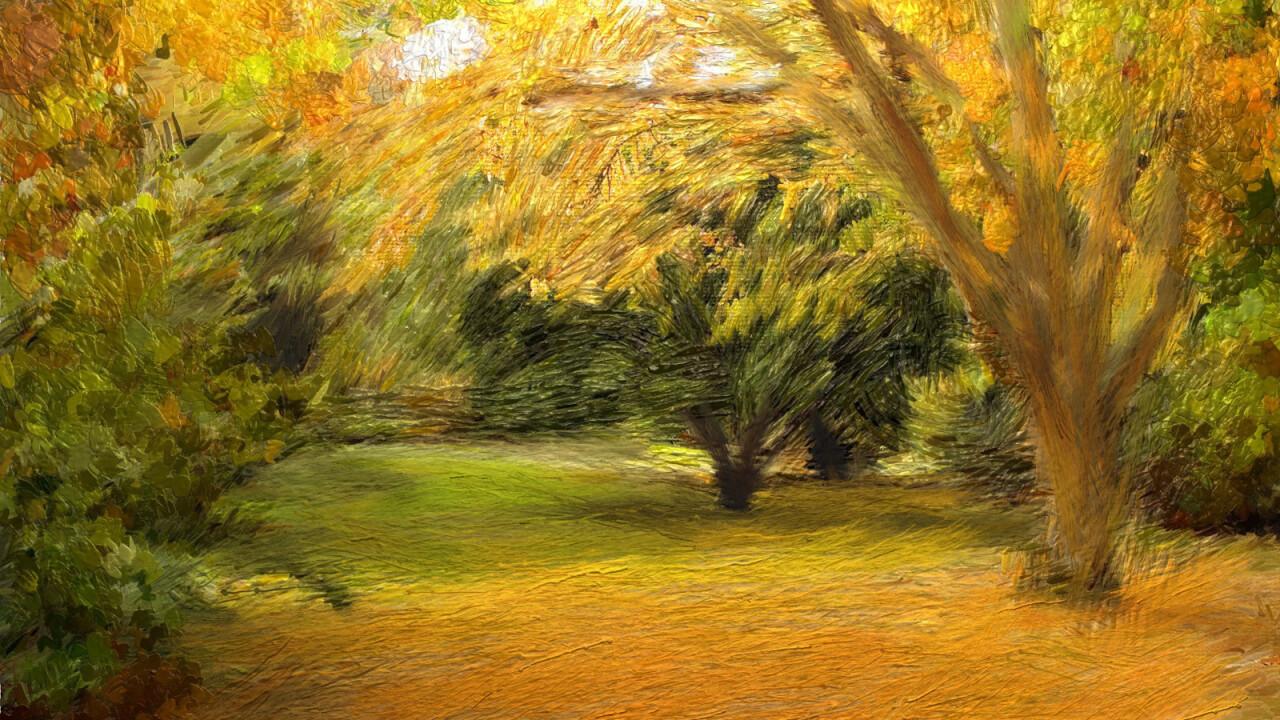 Psykopaint iPad painting appserves upMonet, Van Gogh brush strokes with 3D flair