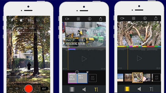 Kinomatic for iPhone offers pro-level video features without the complexity