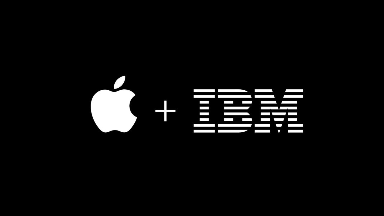 Apple partners with IBM to sell iPads and iPhones to the enterprise
