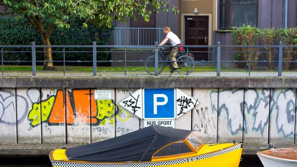 Ever wanted to take a cycling tour of Berlin? Now you can without leaving your chair