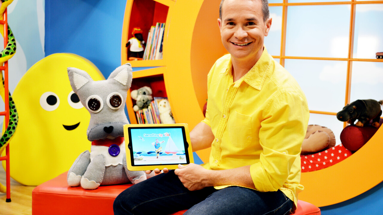 The BBC launches CBeebies Storytime app to help kids learn to read