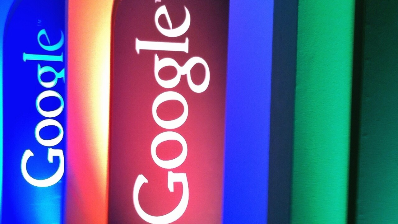 Google Ventures is coming to Europe with a $100 million fund for startups