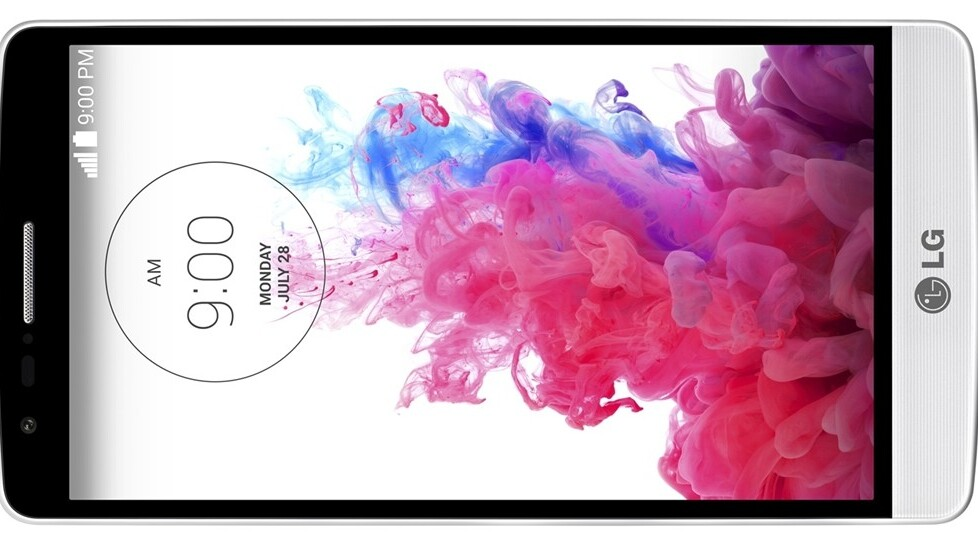 LG announces the G3 Beat, a 5-inch, mid-range version of its flagship G3 smartphone